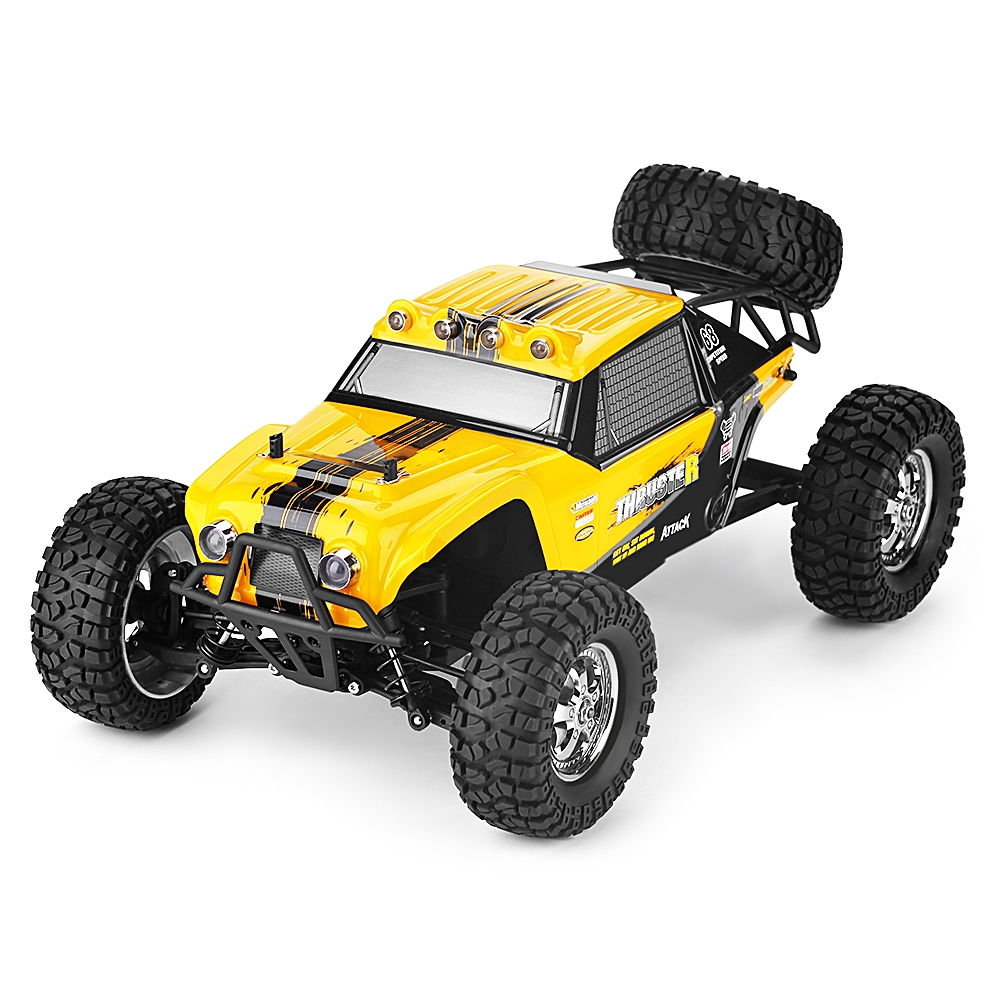 HBX 12889 Thruster 1/12 RC Car 2.4G 4WD Remote Control Drift Electri Car RTR Desert Truck Off-road High Low Speed / Dual Servos wltoys 12402 rc cars 1 12 4wd remote control drift off road rar high speed bigfoot car short truck radio control racing cars