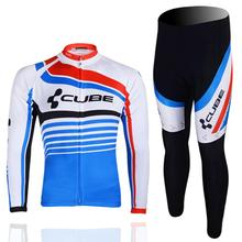 New Men's Spring Long Sleeve Cycling Jersey 2016 pro team Sportswear Clothing MTB Bike Clothes Bicycle bicicleta ropa ciclismo