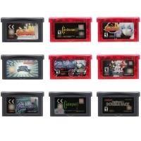 Cartuccia del Video Gioco 32 Bit Console di Gioco di Carta di Serie CastlevaniaaCartuccia del Video Gioco 32 Bit Console di Gioco di Carta di Serie Castlevaniaa