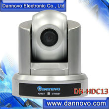 DANNOVO 1080 p 1080i 720 p HD Video Hội Nghị Truyền Hình Phòng Máy Ảnh 10x Zoom Quang Học, Hỗ Trợ HD-SDI, DVI, ypbpr, HDMI, Đầu Ra Video VGA