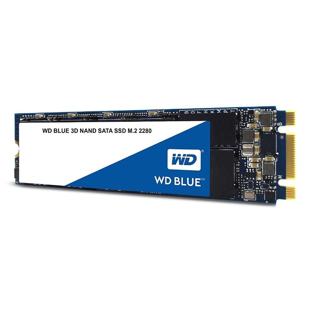 WD Blue M.2 SSD 250GB 500GB 1TB 2TB Solid State Drive Hard Disk NGFF Internal M.2 2280 SATA ssd for PC Laptop Notebook