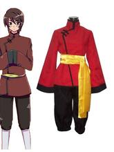 Axis Powers Hongkong Cosplay Costume