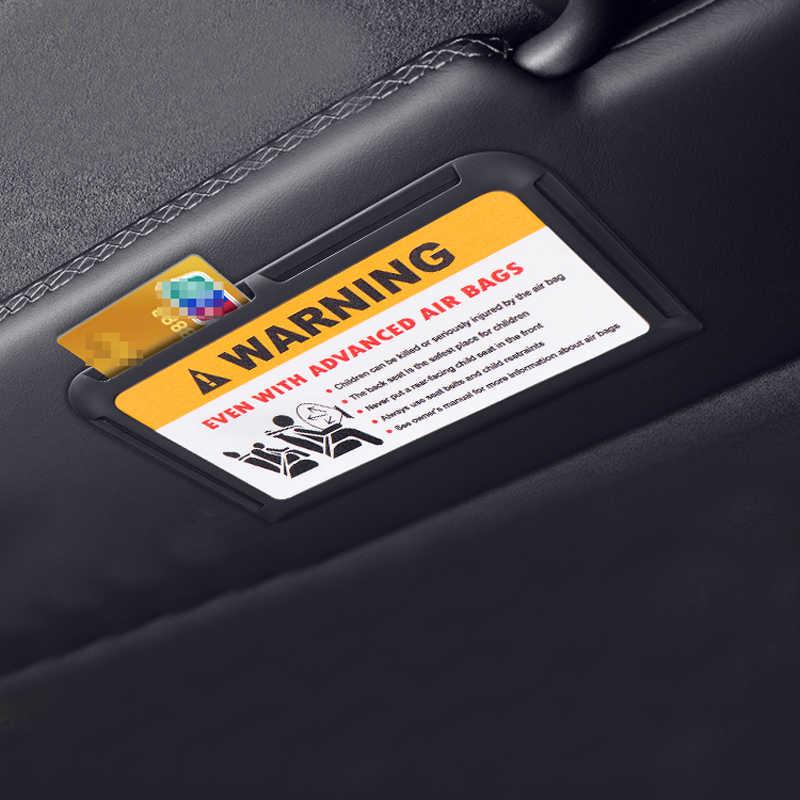 سيارة الداخلية بطاقة صندوق تخزين ل تيجوان جولف 7 6 passatB7 B8 بولو الداخلية تعديل سيارة ملصقات الملحقات