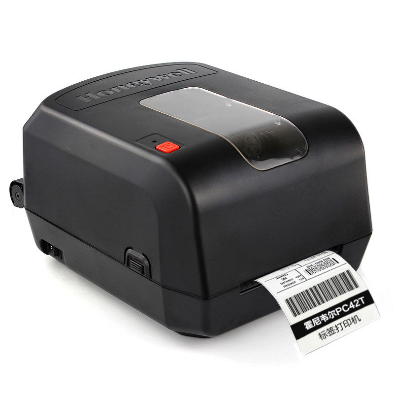 Honeywell barcode printer PC42T Desktop Direct Thermal/Thermal Transfer Label Printer, ethernet interface