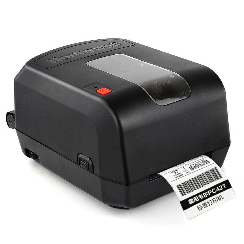 Honeywell barcode printer PC42T Desktop Direct Thermal/Thermal Transfer Label Printer, ethernet interface цены онлайн
