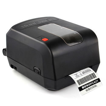 Honeywell barcode printer PC42T Desktop Direct Thermal/Thermal Transfer Label Printer, ethernet interface