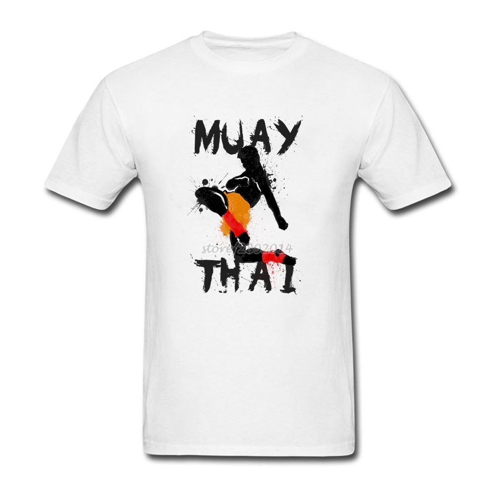 online get cheap personal strengths aliexpress com alibaba group muay thai fighter men 39 s t shirt custom short sleeve fashion t