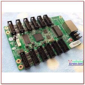 Image 2 - Linsn studio RV908 ، بطاقة استقبال RV908M32 ، 32S ، 1024*256 ، rv801 ، نظام التحكم rgb بالألوان الكاملة/بطاقة استقبال شاشة led linsn