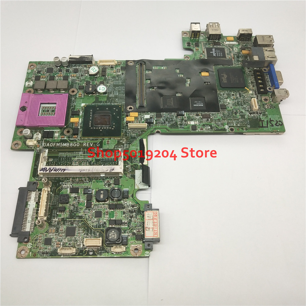 Mainboard for dell 1520 1500 I1520 Laptop motherboard PM45 CN-0WY041 0WY041 WY041