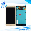 1 piece screen for samsung A7 lcd A7000 2015 version display with touch digitizer assembly replacement repair parts