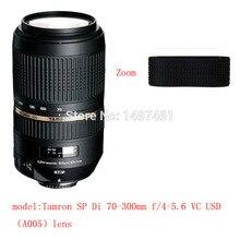 Lens messa a fuoco Zoom Rubber Ring/Impugnatura In Gomma di Riparazione Succedaneum Per Tamron SP Di 70 300mm f/4 5.6 VC USD A005 lens