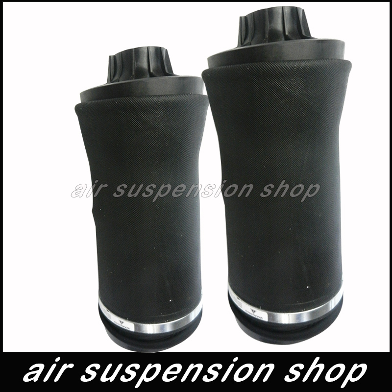 2 pcs air printemps pour Jeep Grand Cherokee WK2 2011 Air Suspension Arrière Air Strut shock spring air sac 68029912AE 68029912AC