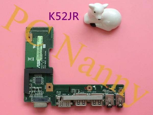 GENUINE FOR ASUS K52DR K52JR USB BOARD AUDIO BOARD VGA BOARD