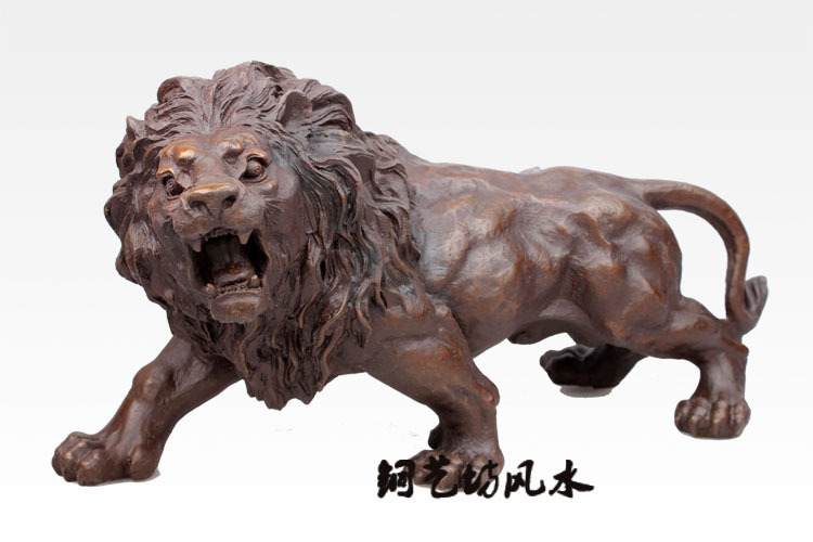 Opening The Pure Copper Goods Of Furniture Display Rather Than Lion Town House Exorcise Evil And Furnishing Shui A DecorationOpening The Pure Copper Goods Of Furniture Display Rather Than Lion Town House Exorcise Evil And Furnishing Shui A Decoration