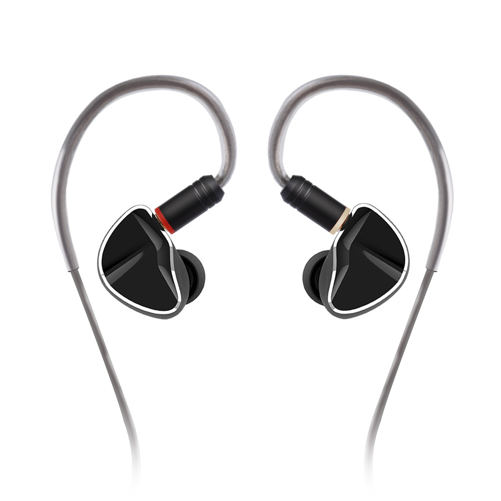 Yinyoo D2B4 2DD 4BA 10mm Graphene Diaphragm Dynamic Hybrid In Ear Earphone HIFI DJ Monitor Earphone