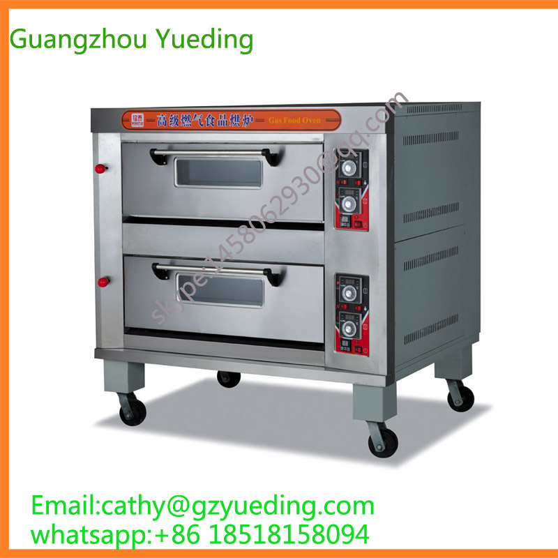 Commercial Kitchen Gas pizza oven Bread Baking Gas Convection Oven pkjg gh776 gas convection pasta cooker 6 pan for commercial kitchen