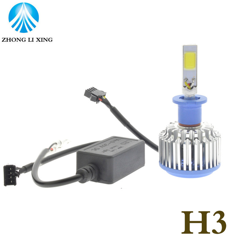 1pcs H4 Led Car Headlight High Power Auto H4 Hi/lo H1 H3 H7 H11 9005 9006 LED Car Light 70W 7000LM6000K Auto Bulb Repalcement 2pcs car headlight bulb kit cree led chip hi lo beam automobile head light lamp 12v 24v auto headlamps h11 h4 h7 9005 9006 h1 h3