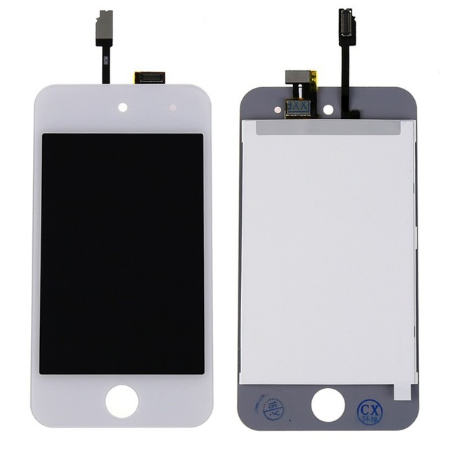 For Apple iPod Touch 4 4G LCD Display Touch screen With Digitizer Assembly Black