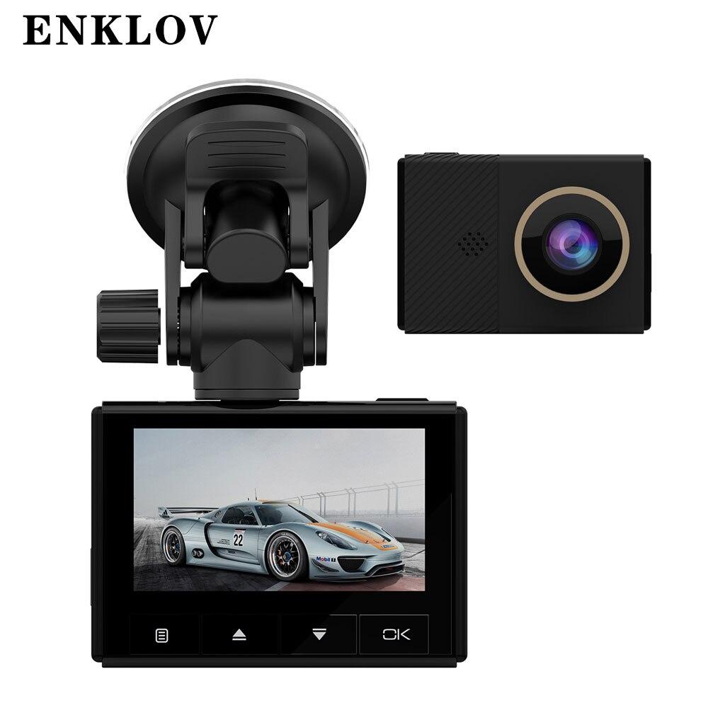ENKLOV G700 NOVATEK NT96658 Smart Car DVR FHD 1080P 2.45 Inch IPS Display Dash Camera Wifi Dashcam Night Vision Car Camera DVR