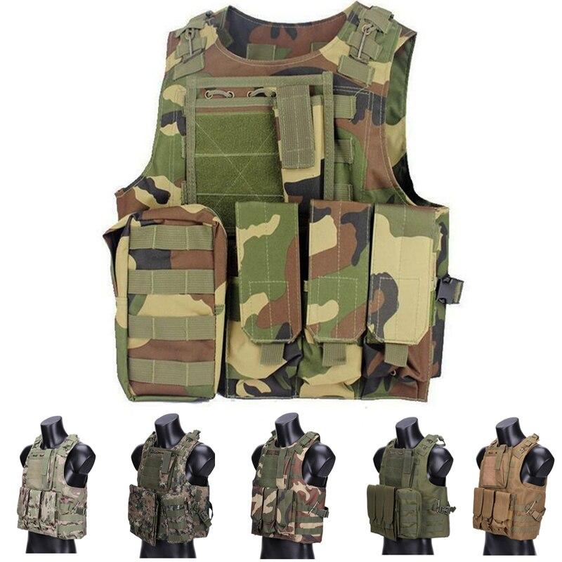 Gilet tactique amphibie Multi-poches