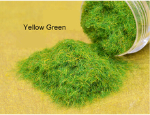 The turf grass powder sand pile material surface decoration of green grass scene reconstruction model of grass powder цены
