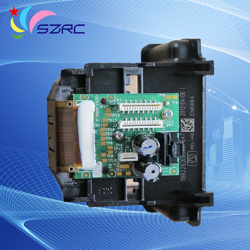 CN688A 178 364 564 564XL 4-Slot 688 Printhead For HP 3070 3520 3521 3522 3525 5510 5514 5520 5525 4610 4620 4615 4625 Print head cn642a for hp 178 364 564 564xl 5 colors printhead for hp b8550 c510a c410a c309a b209a c309g c310a c6340 c6350 c6380 7510 7515