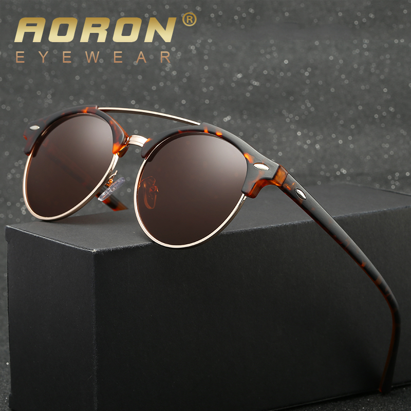 849c8375c38 Best buy AORON Fashion Cat Eye Polarized Sunglasses Men Mirror Vintage Sun  Glasses Brand Designer Women Lentes De Sol Mujer Sunglass 4346 online cheap
