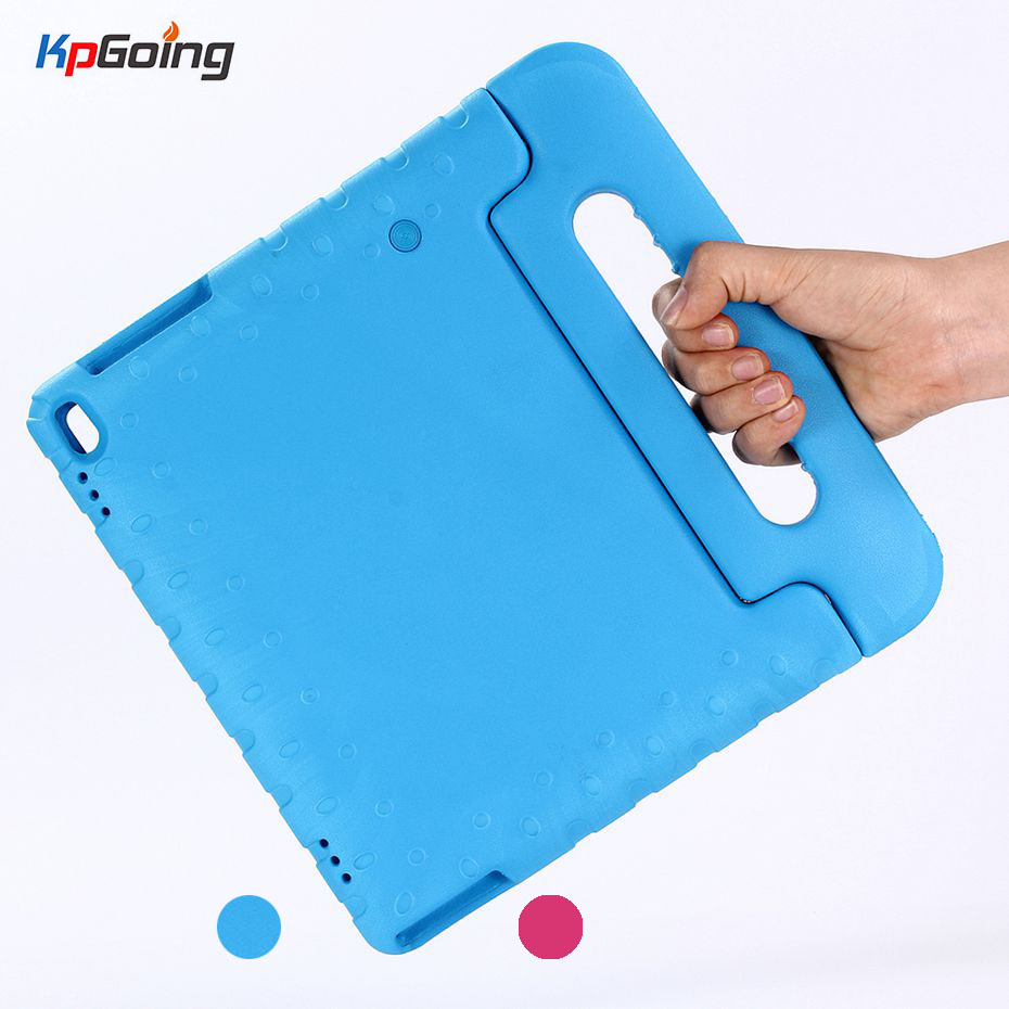 For Lenovo Tab 4 10 / 10 PLUS Case Kids Eva Foam Shockproof Full Body Child Handle Stand Tablet Cover For TB-X304F/N TB-X704F/N