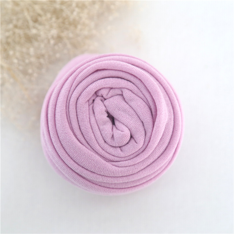Mauve Stretch Knit Newborn Wrap Lavender Textured Wrap Stretch Knit Layer Girl Photo Props Newborn Swaddling Blanket Jersey