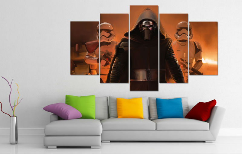 2015 Kylo Ren Star Wars The Force Awakens2