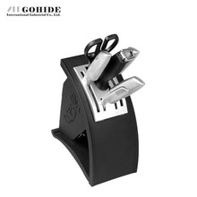 Gohide Super High Technology Life Luxury Steel Seven Piece Knife Set Cutting Tool Kitchen Set Kitchen Knives Tools