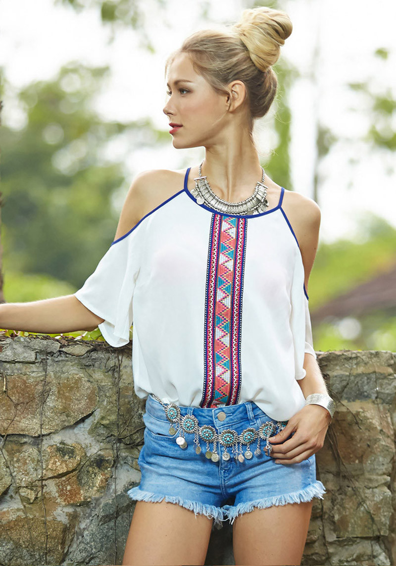 9f2175d654f90 Detail Feedback Questions about Womens Tops and Blouse 2018 Summer ...