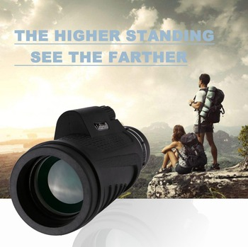 Ledarnell Monocular 40x60 Powerful Binoculars High Quality Zoom Great Handheld Telescope Military HD Professional Hunting image