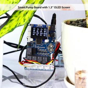Image 3 - Elecrow Kit automático de agua para plantas Sensor de humedad de suelo Arduino, bricolaje, autoriego, Kit inteligente de agua para plantas