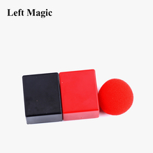 1set Tenyo Paradox Magic Tricks Kids Close Up Magic Prop ParaBox Easy to do For Magicians kids magic Gift E3049