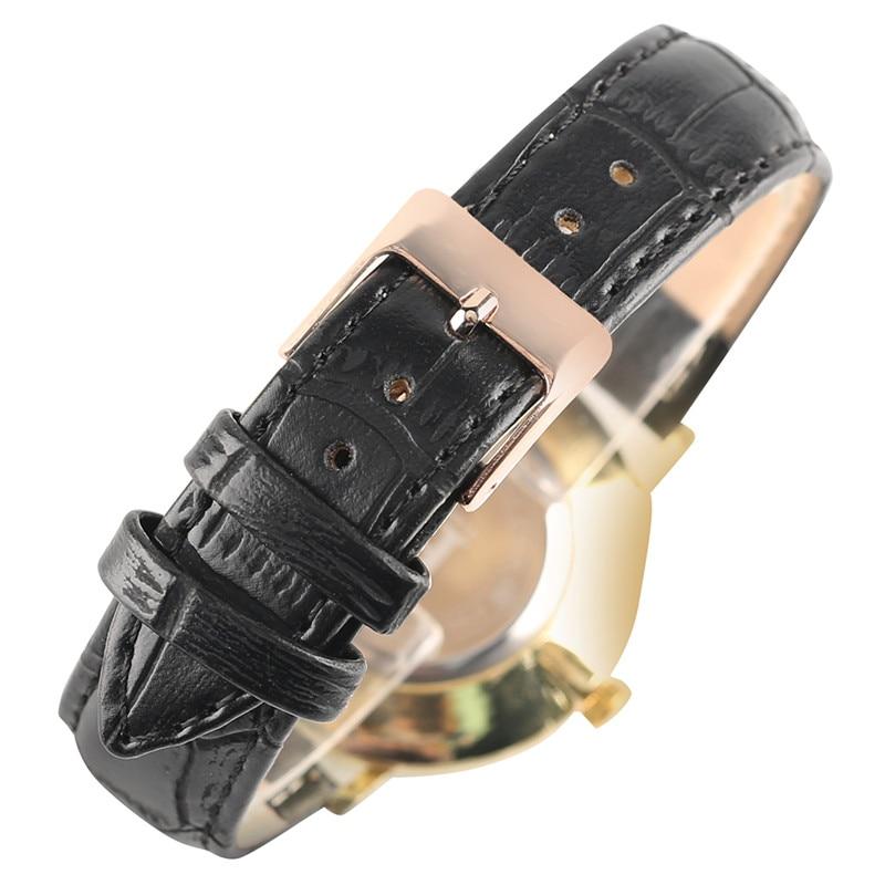 Twórcze kobiety zegarki Horse Ink Emblemat skórzany Bangle Ladies - Zegarki damskie - Zdjęcie 5