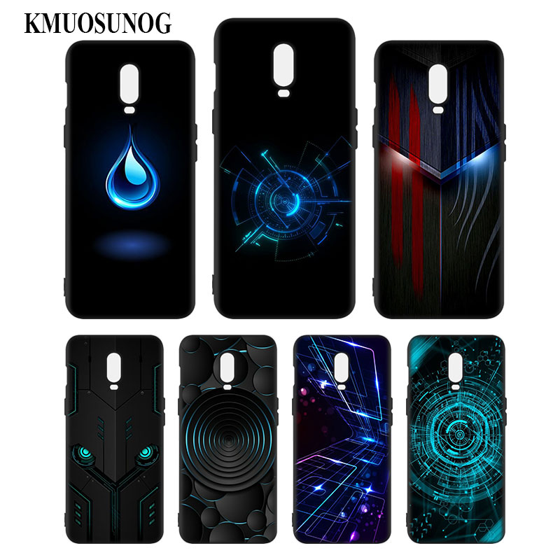 Black Soft Silicone Phone Case what about media Style for On