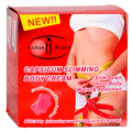 wild red pepper Full body fat burning gel hot anti cellulite weight lose lost Product Body slimming cream