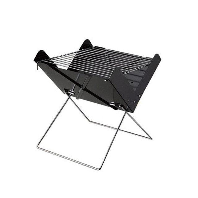 BBQ X type folding portable outdoor barbecue barbecue tools