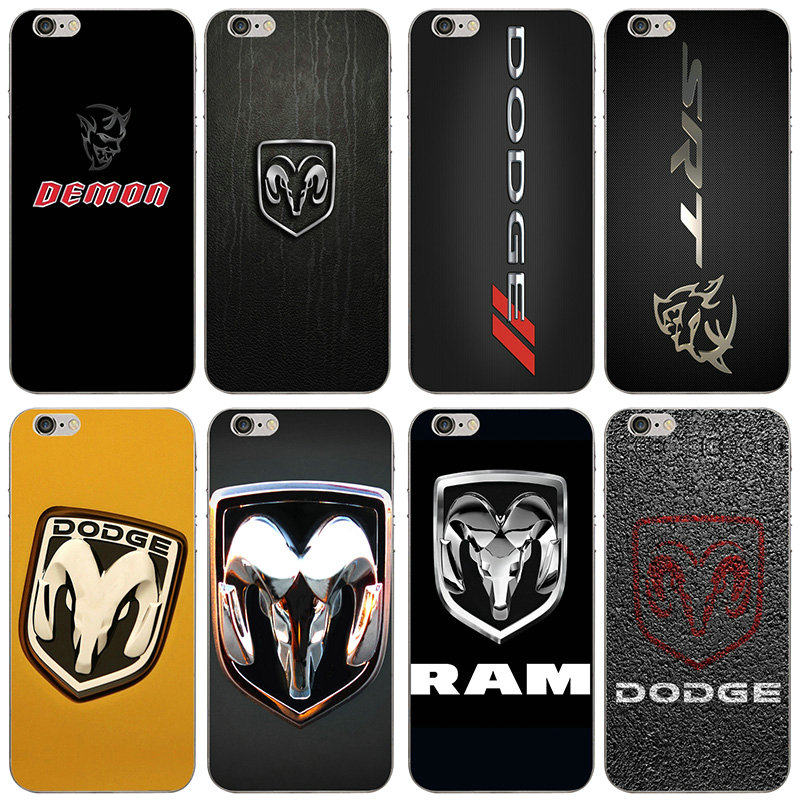dodge ram metal grid iphone case
