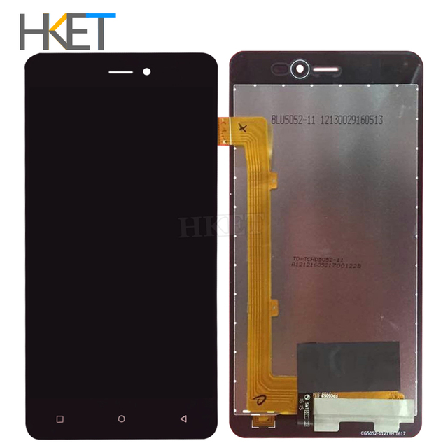 For BLU Studio M HD LCD Display +Touch Screen Digitizer Assembly Repair Replacement Parts
