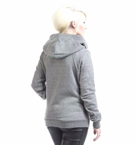Casual Women's Solid Color Hoodies