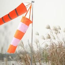 Мониторинг ветра нужен индикатор ветра много размеров для выбора любой погоды нейлоновый ветровой носок флюгер ветровой уличная игрушка воздушный змей