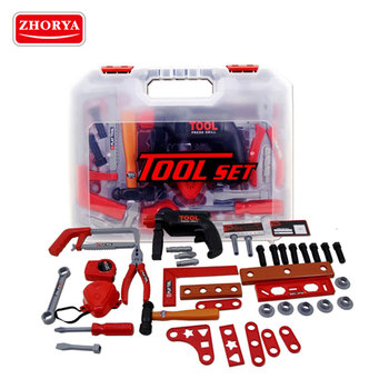 Zhorya toys Simulation Repair tools toys Family happy hour as kid Early Learning Education DIY tools toys for boys
