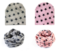 baby hats Cotton baby cap scarf autumn winter children scarf-collar o ring baby Beanies boys girls Infant toddlers kids hat caps