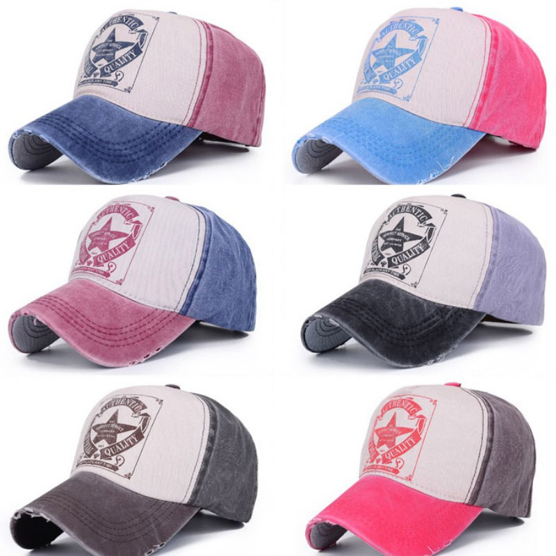 6 colors cotton Vintage Snapback Cap adjustable hat Unisex Baseball Cap Polo  Hats wholesale support-in Baseball Caps from Apparel Accessories on ... b056317dc5c