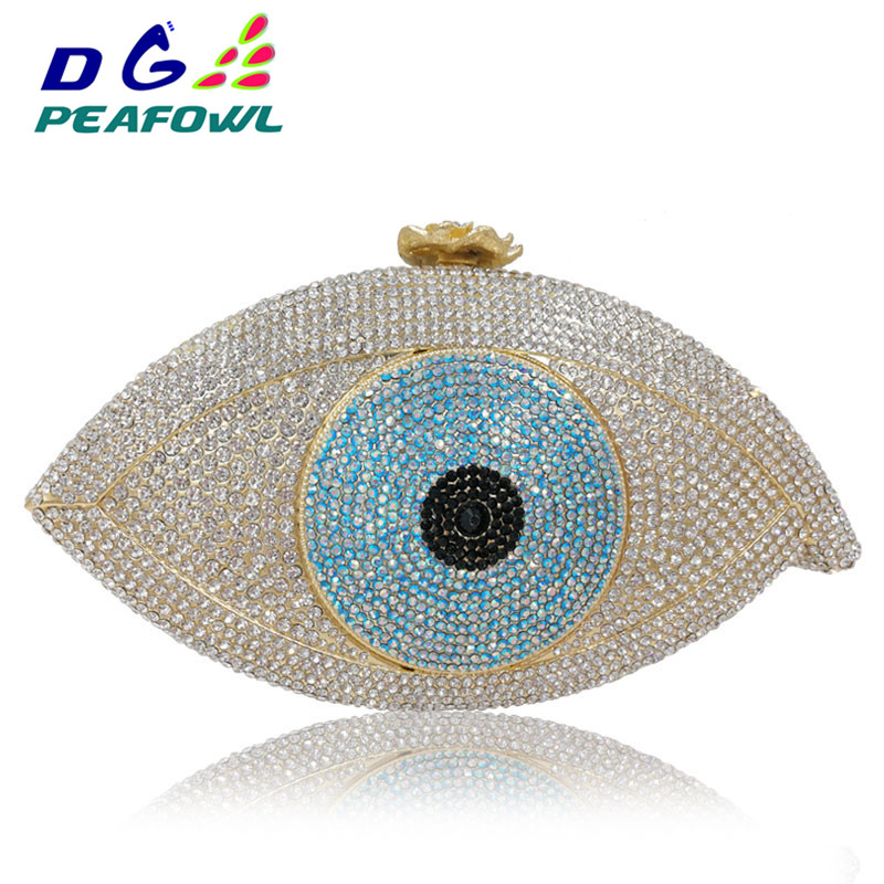 Luxury Eye Diamond Handbag Brand For Women Messenger Bags Patchwork Lady Wallet Party Prom Gift Evening Bag Woman Clutch PurseLuxury Eye Diamond Handbag Brand For Women Messenger Bags Patchwork Lady Wallet Party Prom Gift Evening Bag Woman Clutch Purse