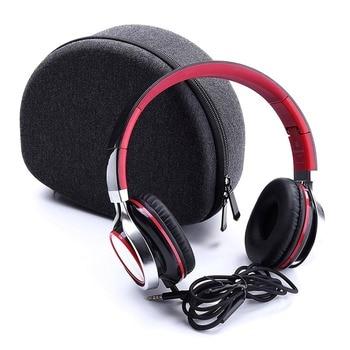 Portable Wireless Earphone Storage Bag Waterproof Bluetooth Headphone Carry Case SL@88