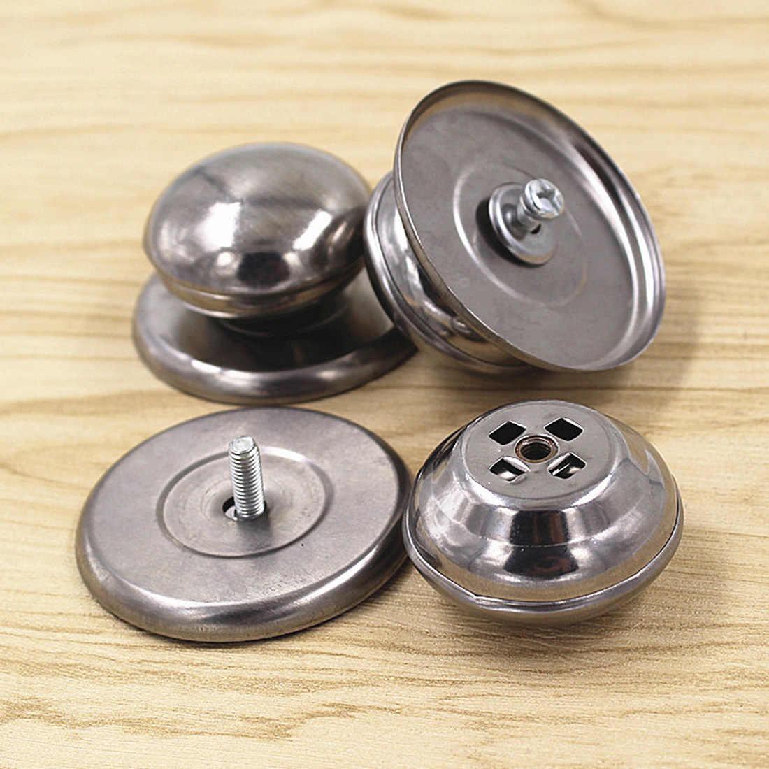 Сменная кастрюля из нержавеющей стали, стеклянная крышка, ручка, кухонный инструмент, кухонная посуда
