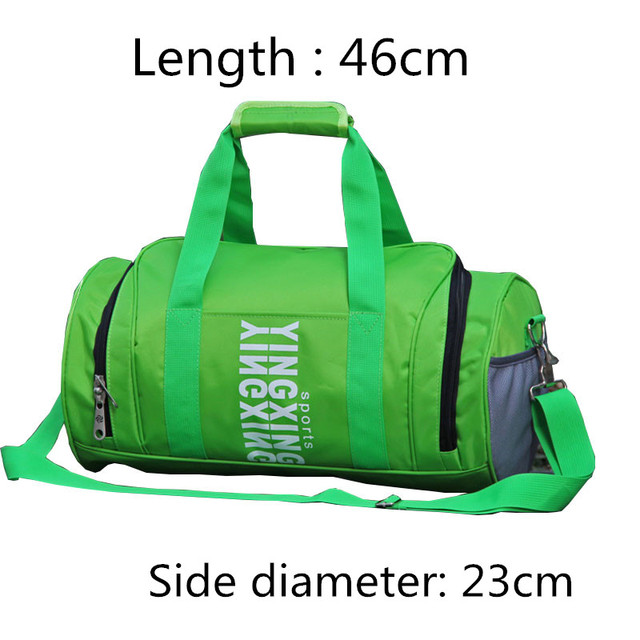 Large Mens Sports Bags For Traveling Training Fitness Gym bag Waterproof Duffel Bag Pink Shoulder Bag Handbags